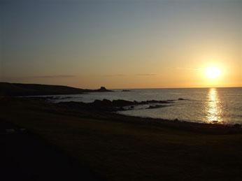 April Dawn - Fife in April 2008