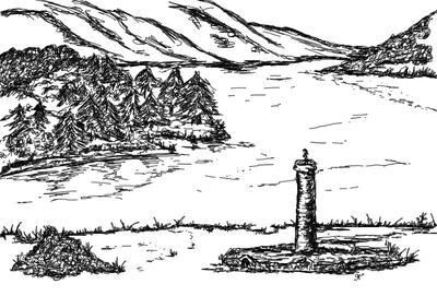 Behold Glenfinnan...a legendary place.
