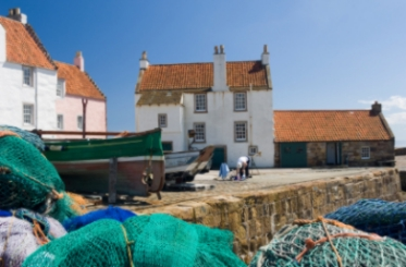 Harbour at Pittenweem