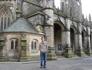 St Salvador's Chapel, St Andrews
