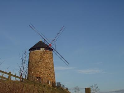 Salt Pans Windmill