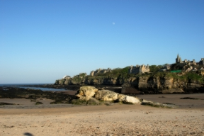 St Andrews Beach towards Town