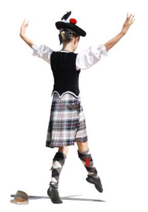 Highland Games Categories - Sword Dance