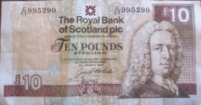 Ten Pounds