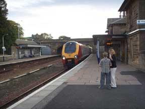 Travel Around Scotland by Train