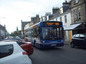 Travel Around Scotland by Bus