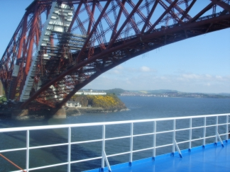 Travel to Scotland Ferry