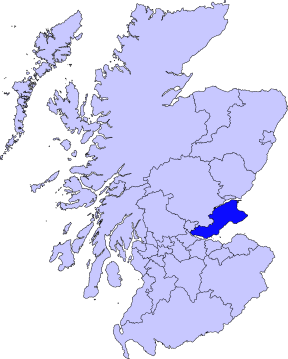 Climate Map of Scotland