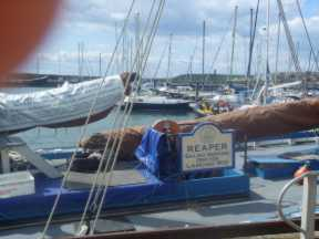 Museum Herring Boat