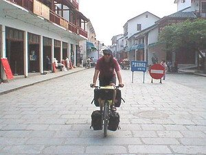 Cycling out of Yangshuo China
